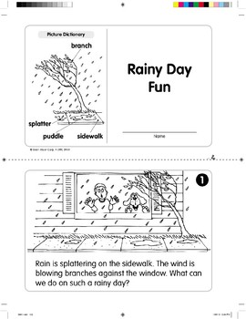 Rainy Day Fun (Level F)