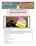 Rainy Day Games and Activities Tool Kit