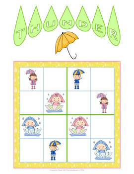 Rainy Day Kids Game Pack