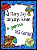 Rainy Day Language Games BUNDLE