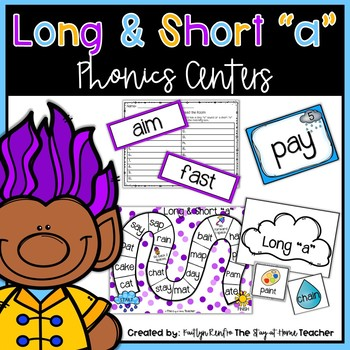 """Long and Short """"a"""" Stations"""