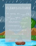 Rainy Day Mad Libs *Distance Learning Interactive Sharable *