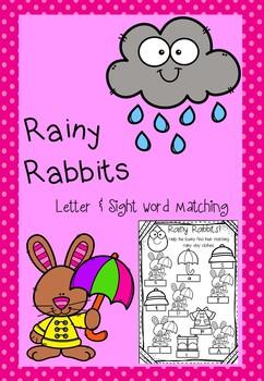 Rainy Day Matching!