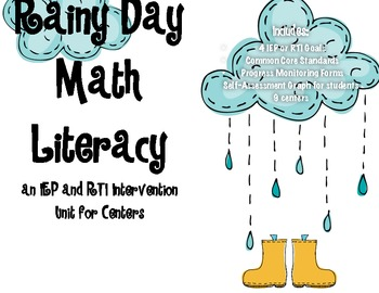 Rainy Day Math Literacy