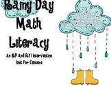 Rainy Day Math Literacy