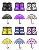 Rainy Day Memory Game