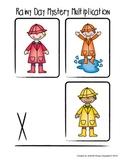 Rainy Day Mystery Multiplication