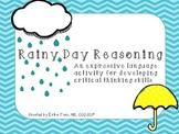 Rainy Day Reasoning