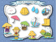 Rainy Day Rhythms--Reading Practice Interactive Game {triple ti}