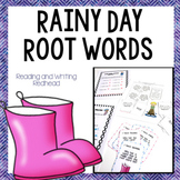 Root Words Practice