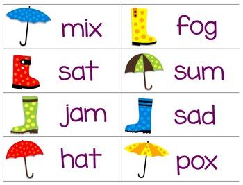 Short Vowels