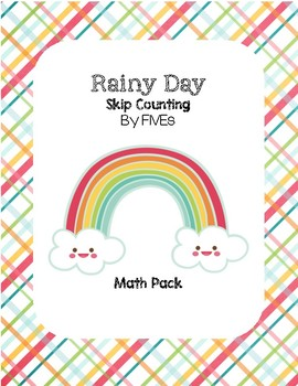 Rainy Day - Skip Counting by FIVEs