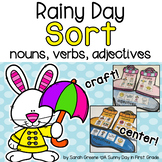Spring Noun, Verb, & Adjective Sort