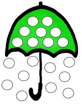 Rainy Day Speech and Language Bundle