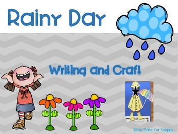Rainy Day Spring Craft