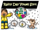 Rainy Day Vowel Sort