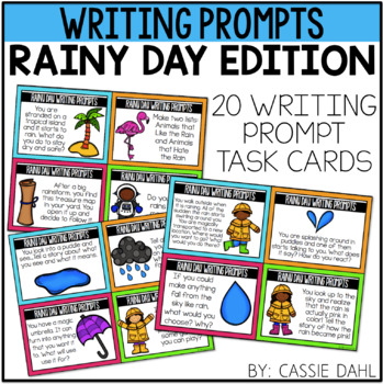 Rainy Day Writing Prompts