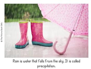 Rainy Days Classroom Emergent Reader