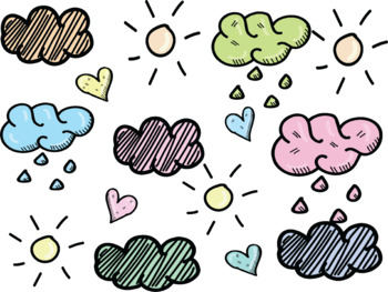 Rainy Days Clip Art