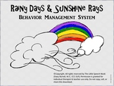 Rainy Days & Sunshine Rays Weather-Themed Behavior System