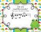 Rainy Melodies - Spring Interactive Game to Practice La