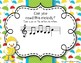Rainy Melodies - Spring Interactive Game to Practice Re (P