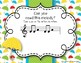 Rainy Melodies - Spring Interactive Game to Practice So Mi