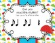 Rainy Rhythms - Spring Interactive Rhythm Game to Practice