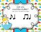 Rainy Rhythms - Spring Interactive Rhythm Game to Practice Ti-tam