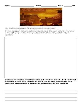 Rainy Season by Stephen King Assignment