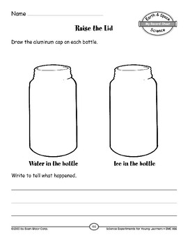 Raise the Lid (Properties of Earth Materials)
