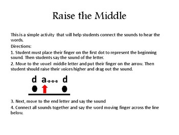 Raise the Middle