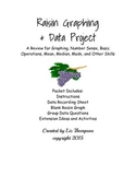Raisin Graphing and Data Project
