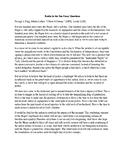 Raisin in the Sun Essay Questions