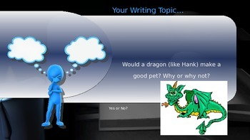 Raising Dragons Opinion Writing Power Point