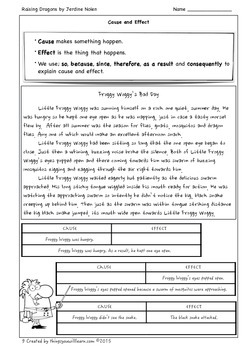 Raising Dragons Student Workbook