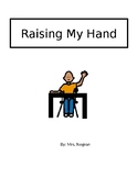 Raising My Hand Social Story