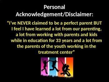 Raising Pre-teens?....Don't Freak, Tweak and Empower them for Life!