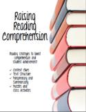 Raising Reading Comprehension