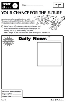 Raising Self Esteem: Set 4 - Risk Taking Activities