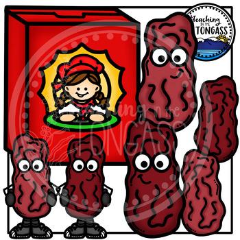 Raisins Clipart