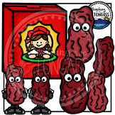 Raisins Clipart Bundle