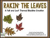 Rakin' the Leaves Blackline Math and Literacy Centers