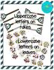 Raking Leaves Uppercase/Lowercase Match!