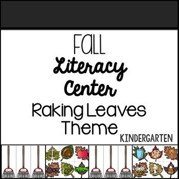Fall Beginning Sound Center