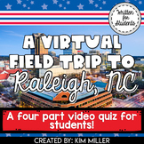 A Virtual Field Trip to Raleigh, North Carolina