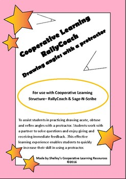 Drawing Angles Reflex Angle Worksheets & Teaching Resources