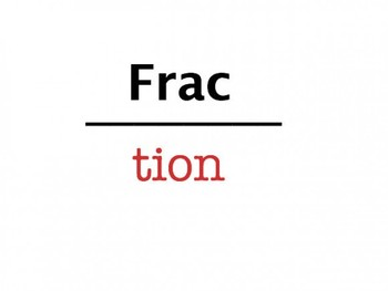 Rally Coach Fractions