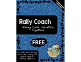 Rally Coach - Solving Linear One-Step Equations