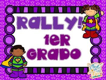 Rally Primer Grado